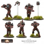 New: Algoryn Plastic Command, Hvy. Mag Cannon and New Starter Army!