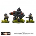 New: Ghar Outcast Rebel Mag Light Support Walker