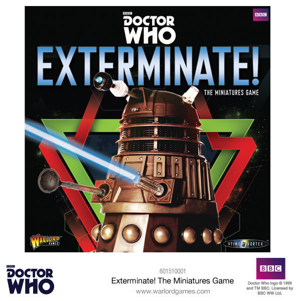 new exterminate warlord games