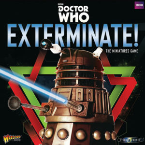 DW Exterminate Box Front