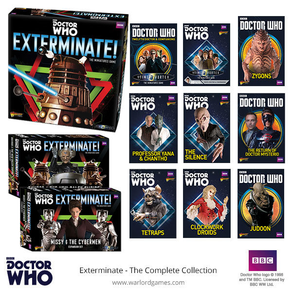 Exterminate-Complete-Collection