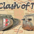 Focus: The First Clash Of Tanks