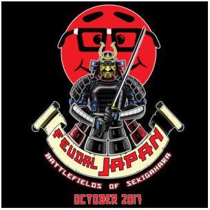 Geek Nation Samurai tour