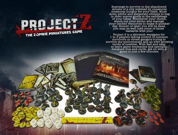 Project Z content