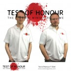 Pre-Order: Test of Honour Polo-shirts!