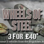 The Wheels of Steel Offer is back!