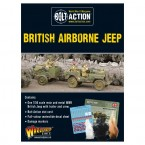 New: British Airborne Jeep & Trailer