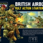 New: British Airborne Starter Army + Expansion Set + More!