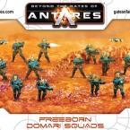 New: Domari Squad