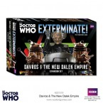 Doctor Who: Davros & The New Dalek Empire