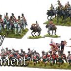 British Cavalry on the horizon!