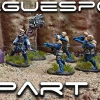 Antares Fiction: Plaguespore Part I