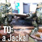 How to: Paint a Jackal Walker