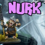 Nurk 27: The Chryseis Shard Special Miniature