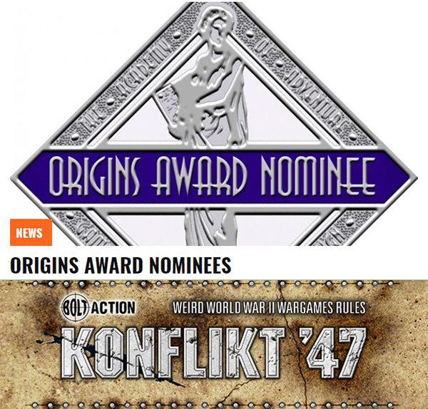 Origin Award Nominees