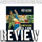 Operation Sea Lion Review by Must Contain Minis