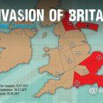Announcement: Invasion of Britain Summer Campaign