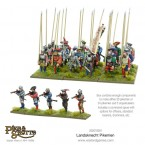 New: Landsknechts + Landsknecht Officers