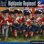 New: Highlanders Regiment