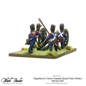 303012016-Napoleonic-French-Imperial-Guard-Foot-Artillery-laying-6-pdr-03