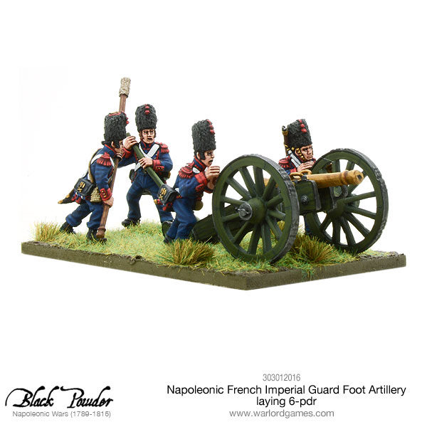 303012016-Napoleonic-French-Imperial-Guard-Foot-Artillery-laying-6-pdr-04