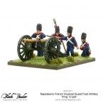 New: Napoleonic French Imperial Guard Foot Artillery 12-pdr
