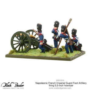 303012019-Napoleonic-French-Imperial-Guard-Foot-Artillery-firing-5.5-inch-howitzer-02