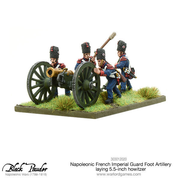 303012020-Napoleonic-French-Imperial-Guard-Foot-Artillery-laying-5.5-inch-howitzer-01