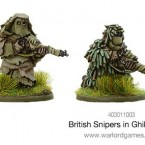 Snipers In Ghillie Suits – Review And Painting Guide