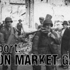 Bolt Action Battle Report: Operation Market Garden – Part 1