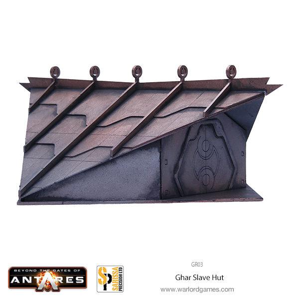 Slave hut store image
