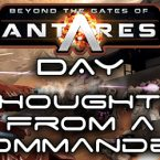 Some thoughts on the recent Warlord HQ Antares Day
