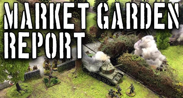 Market Garden Report!