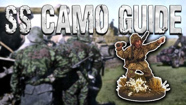 Bolt Action SS Camo Guide