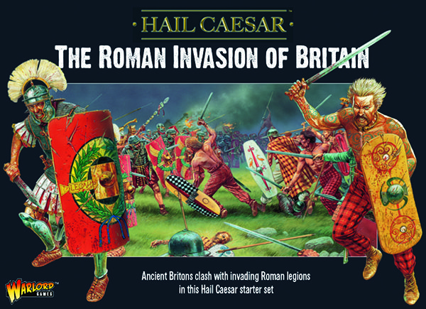 Hail Caesar | Invasion of Britain