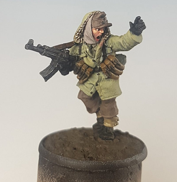 Winter SS Painting Guide - Warlord Games