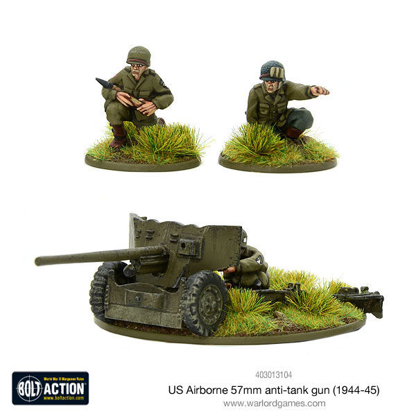 New: US Airborne Reinforcements - Warlord Games