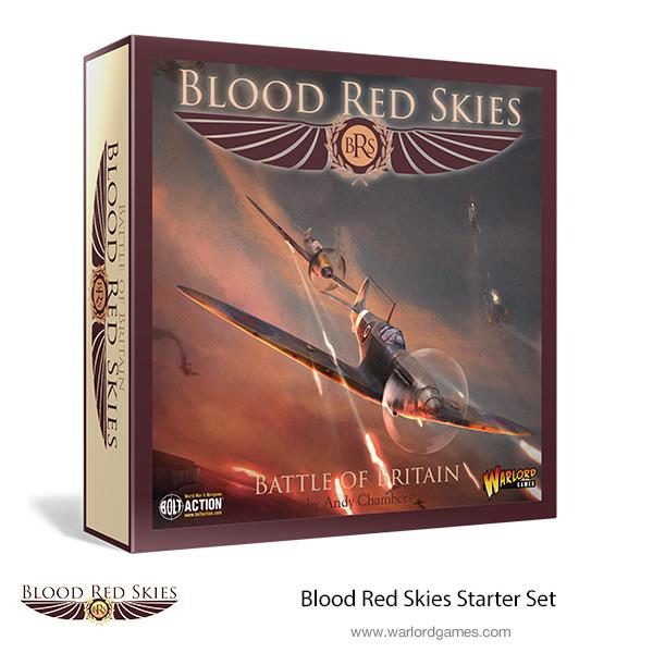 Blood Red Skies Starter Set