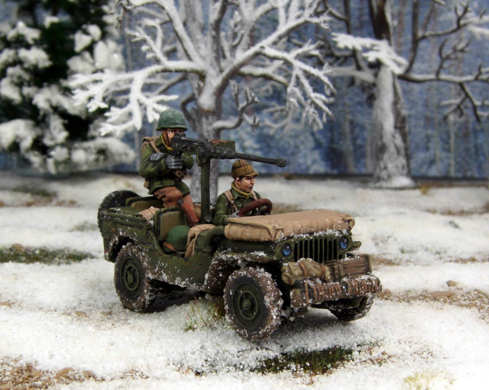 Bolt Action: US and German Armour Gallery - Warlord Games