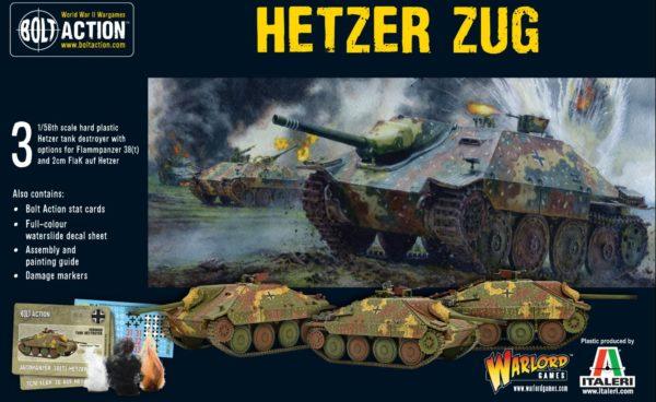 Hetzer Plastic Zug