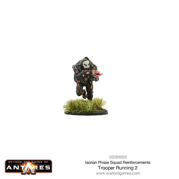 Isorian Phase Squad trooper running 2