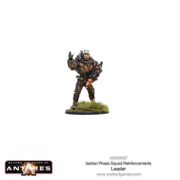 Isorian Phase Squad leader
