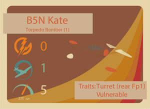 B5N-Kate Stat Card