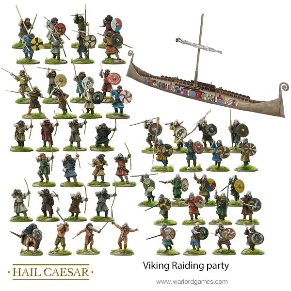 Viking raiding party bundle