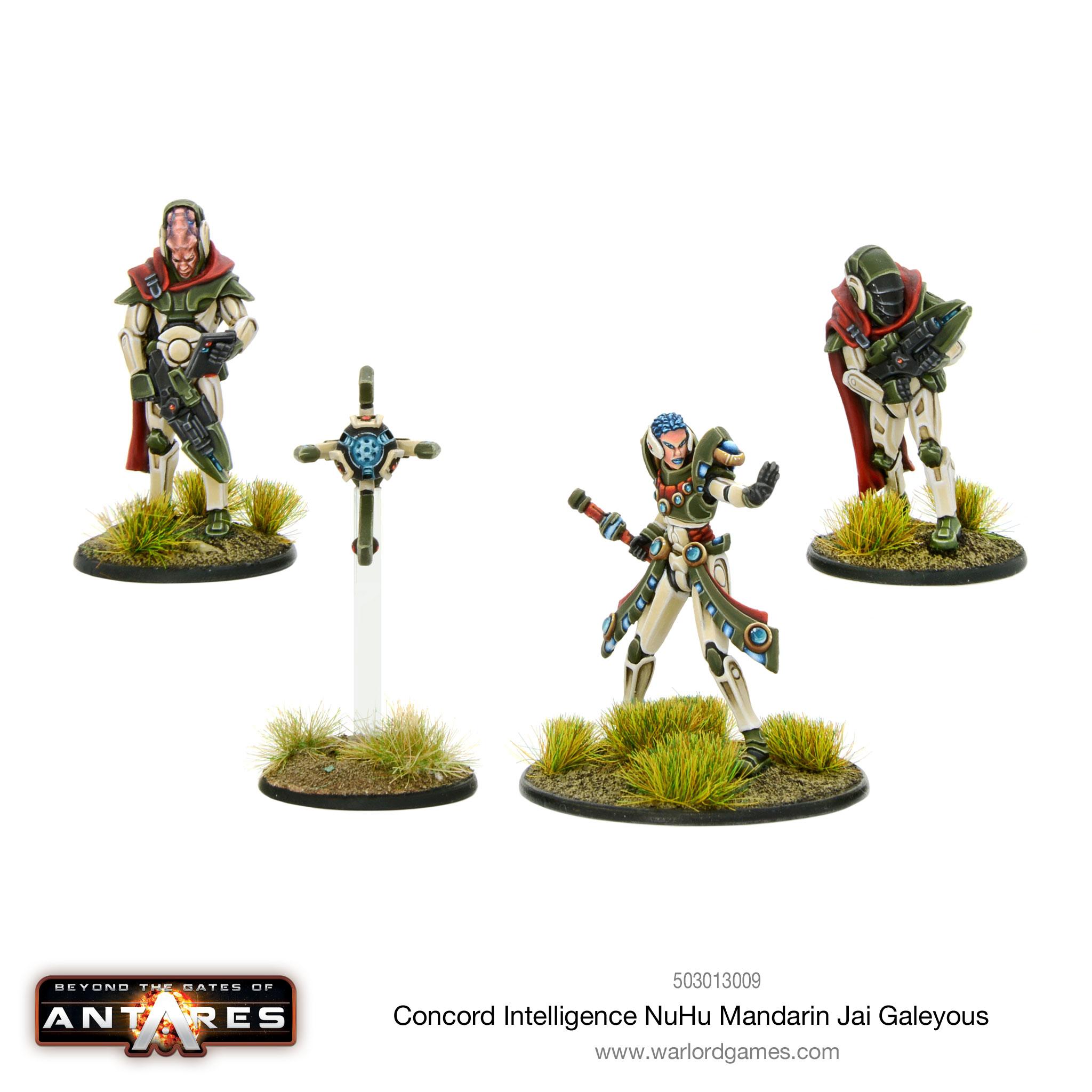 Jai Galeyous – Concord Intelligence NuHu Mandarin