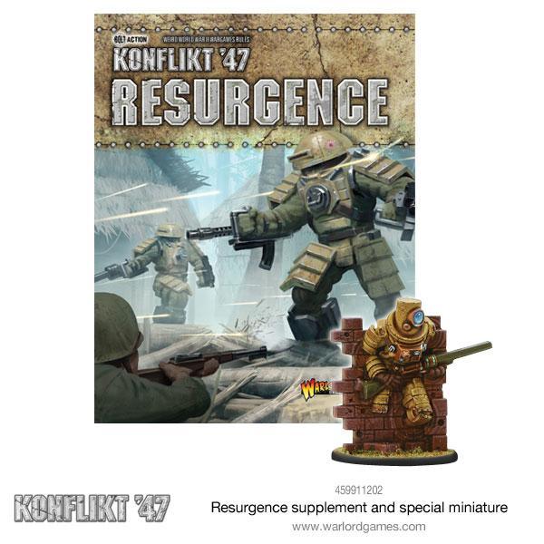 K'47: Resurgence Supplement