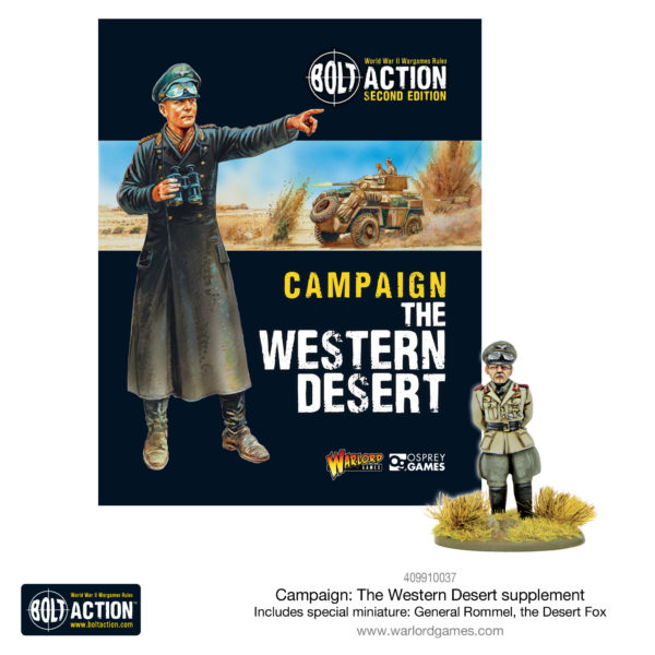Capmaign: Western Desert supplement