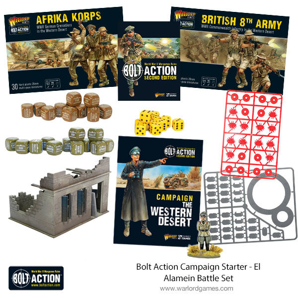 El Alamein Battle Set