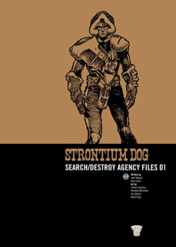 Strontium Dog - S/D Agency Files 01