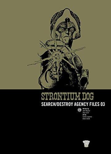 Strontium Dog - S/D Agency Files 03